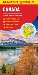 Marco Polo Map Canada