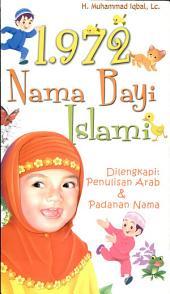 1972 Nama Bayi Islami