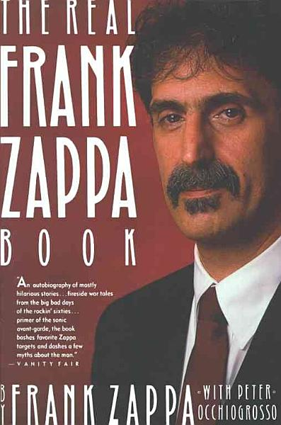 Download Real Frank Zappa Book Book