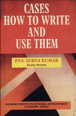 Cases How To Write And Use Them