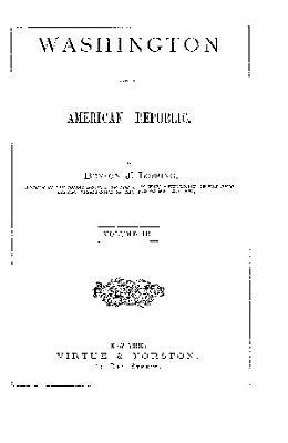 WASHINGTON AND THE AMERICAN REPUBLIC  PDF