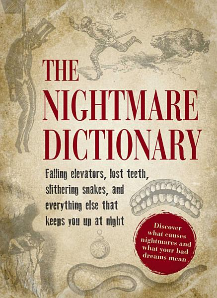Download The Nightmare Dictionary Book