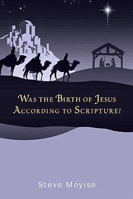 Was the Birth of Jesus According to Scripture  PDF