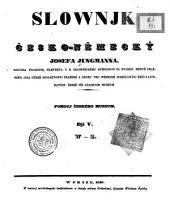 Slownjk česko-némecký: W-Z