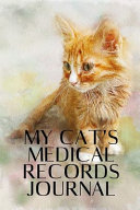My Cat's Medical Records Journal