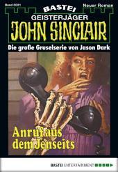 John Sinclair - Folge 0021: Anruf aus dem Jenseits