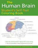 Human Brain Student s Self Test Coloring Book Book