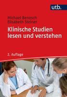 Klinische Studien lesen und verstehen PDF