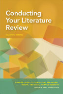 Conducting Your Literature Review Book