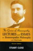 The Genius of Homeopathy PDF
