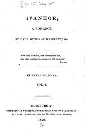 Ivanhoe: a romance, Volume 1