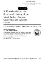 U.S. Geological Survey Professional Paper: Volumes 1430-1433