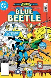 Blue Beetle (1986-) #10
