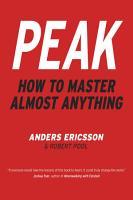 Peak PDF