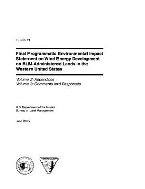 Wind Energy Development on BLM administered Lands in the Western United States PDF