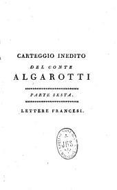 Opere del conte Algarotti
