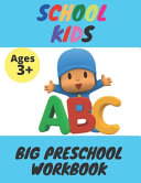 School Kids Big Preschool Workbook Book PDF