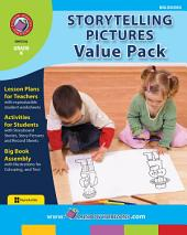 Storytelling Pictures VALUE PACK Gr. K