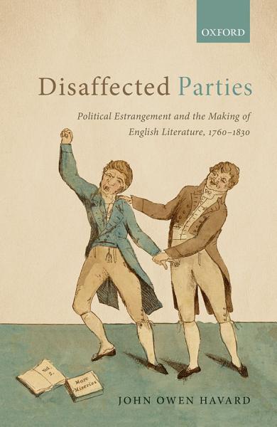 Download Disaffected Parties Book