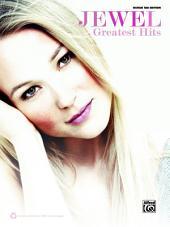 Jewel: Greatest Hits: Guitar TAB Edition