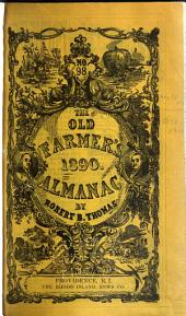 The (Old) Farmer's Almanack: Issues 98-108