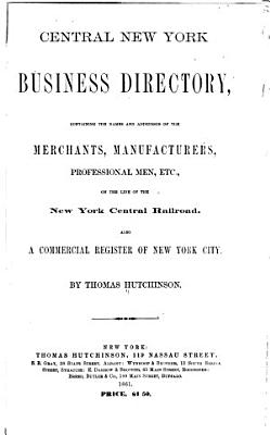 Central New York Business Directory PDF