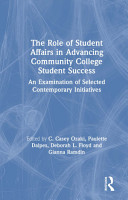 The Role of Student Affairs in Advancing Community College Student Success PDF