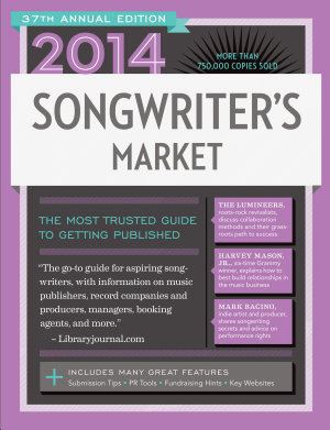 2014 Songwriter s Market PDF