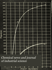 Chemical News and Journal of Industrial Science: Volumes 87-88