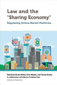 Law and the  Sharing Economy  Book