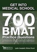 Get Into Medical School   700 BMAT Practice Questions PDF