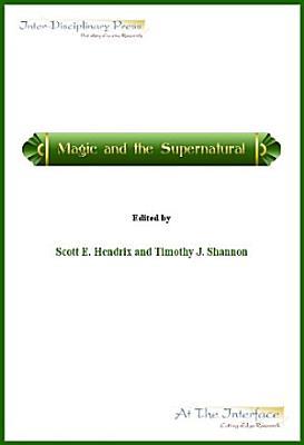 Magic and the Supernatural