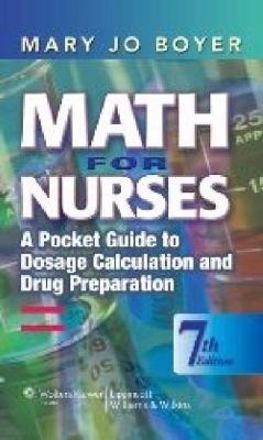 Math for Nurses PDF
