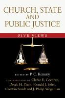 Church  State and Public Justice PDF