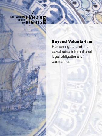 Beyond Voluntarism PDF