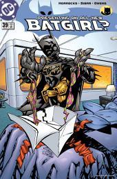 Batgirl (2000-) #39