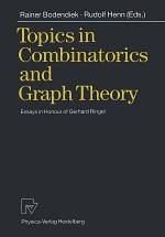 Topics in Combinatorics and Graph Theory