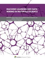 Machine Learning and Data Mining in Materials Science PDF