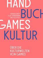 Handbuch Gameskultur PDF