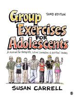 Group Exercises for Adolescents PDF