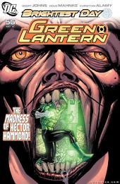 Green Lantern (2005-) #56