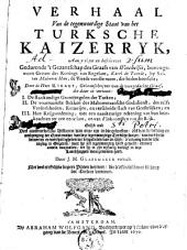 Verhaal van de tegenwoordige Staat van het Turksche Kaizerryk