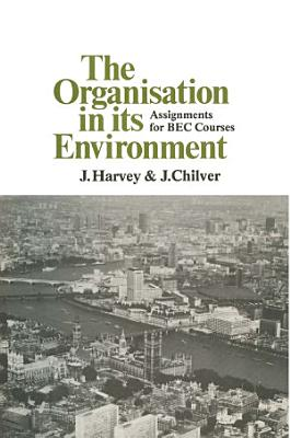 The Organisation in Its Environment