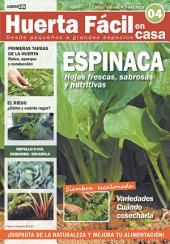 Huerta Fácil en casa 4 - Cultiva desde pequeños a grandes espacios: Curso visual y práctico