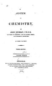 A System of Chemistry: Volume 4