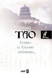 Tao: Cuando el calzado es cómodo te olvidas del pie