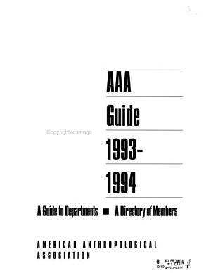 AAA Guide