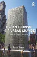 Urban Tourism and Urban Change PDF