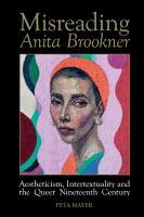 Misreading Anita Brookner PDF