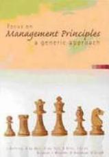 Focus on Management Principles